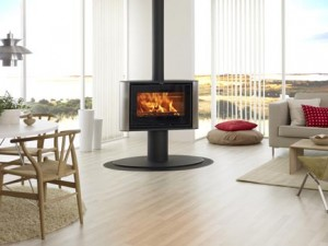Scan Wood Stove Model 57